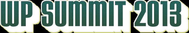wp-summit-2013